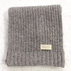 Hollister knit Scarf
